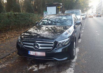 Mercedes Benz E class 1