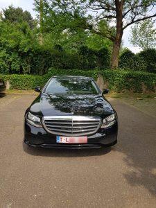 Mercedes Benz E class 2