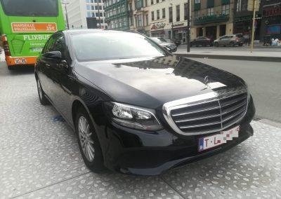 Mercedes Benz E class 3