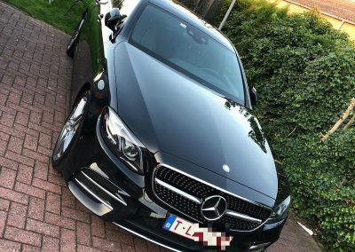 Mercedes Benz E class 5