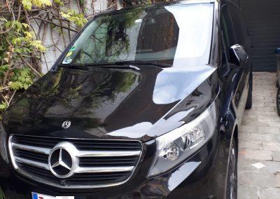 Mercedes Benz V class 1