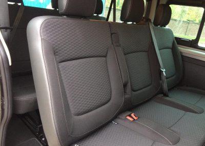 Opel Vivaro interior